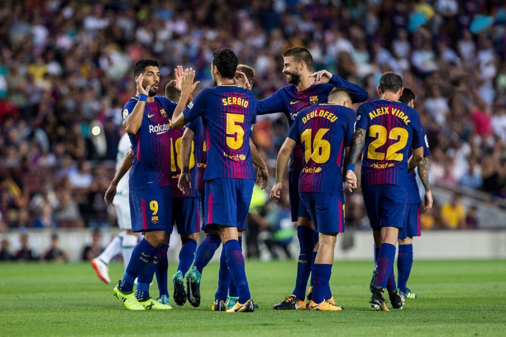 Barcelona offer Camp Nou naming rights in coronavirus fundraiser