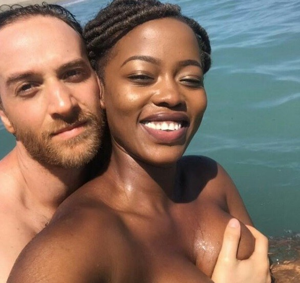 """Corazon Kwamboka's viral boob grabbing photo removed by Instagram for """"violating nudity rules"""""""