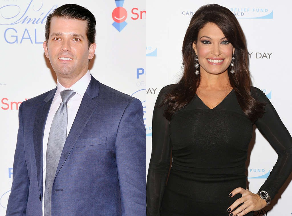 Photo of Donald Trump Jr. is now 'dating' Fox News host Kimberly Guilfoyle, after his divorce from Vanessa Trump