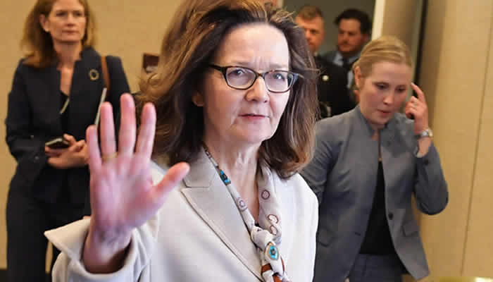 Photo of US Senate confirms Gina Haspel as first-ever female CIA director