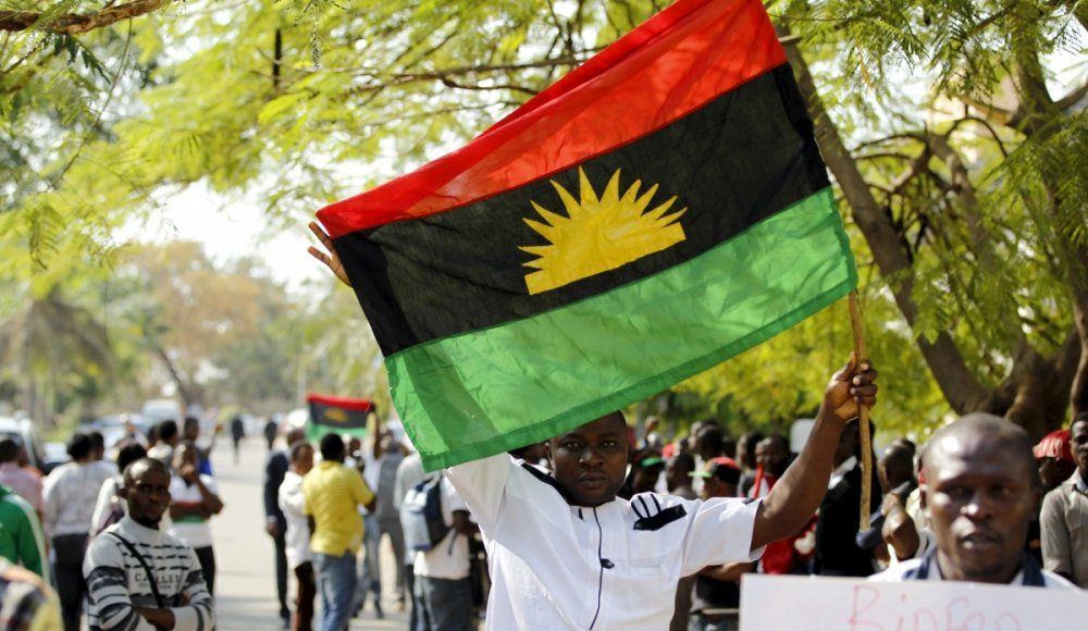 Photo of Sit at home on October 1, IPOB tells Biafrans