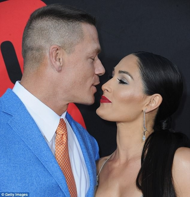 Photo of I still love and want to marry Nikki Bella, John Cena reveals