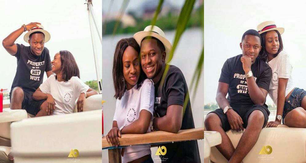 Photo of BBNaija: Pre-wedding photos of Anto and her man surfaces online