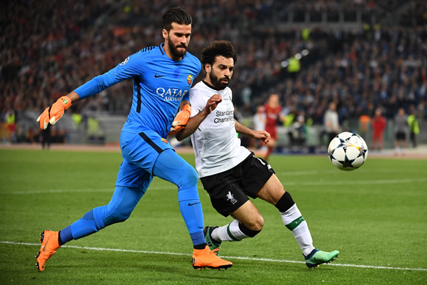 Roma vs Liverpool - Champions League Semi final