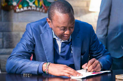 Sharing fake news is now a crime in Kenya