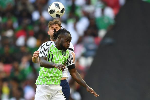 England beat Nigeria 2-1 in warm-up friendly