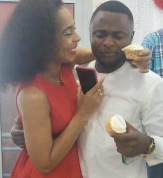 'I'm not having affair with Ubi Franklin' says BBNaija Tboss