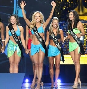 Photo of Miss America is scrapping the swimsuit portion from its pageant