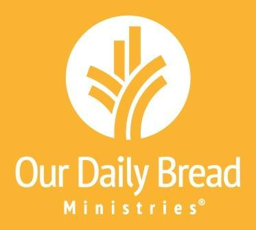 Our Daily Bread 19 November 2019