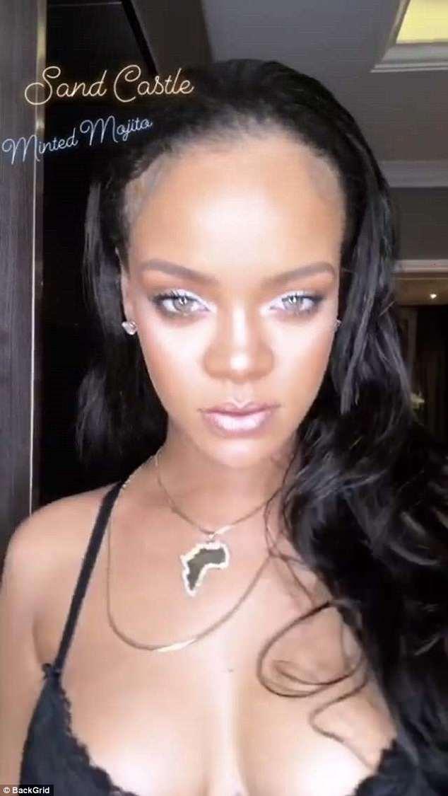Photo of Rihanna dumps Saudi businessman Hassan Jameel