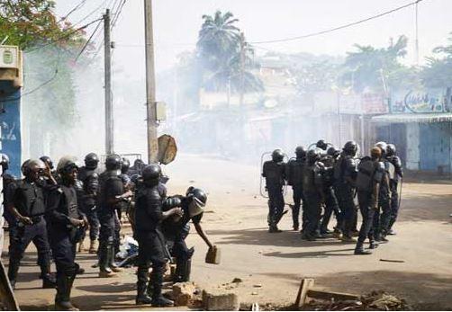 Three Soldiers, 13 'terrorists' killed during terror attack in Mali