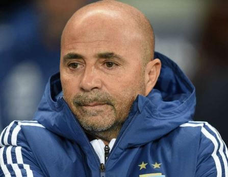 Photo of Argentina sacks coach, Jorge Sampaoli after poor performance at the World Cup