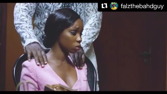 Photo of BamBam raped, hurt and devastated, watch Falz Child Of The World official video