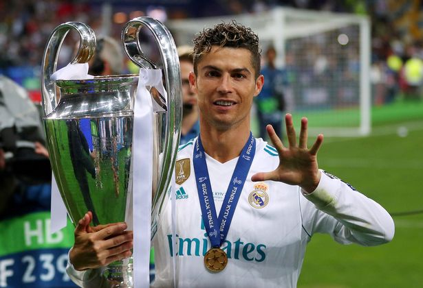 Cristiano Ronaldo 'set for his own reality show' as Facebook hold talks over $10m series with Real Madrid superstar,,