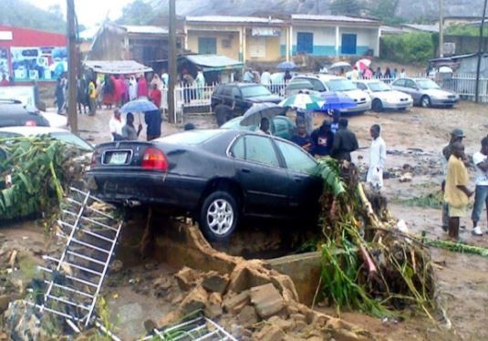 Flood kills eight people in Niger State