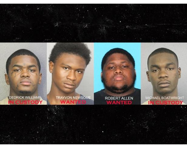 Grand Jury indicts 4 Men in XXXTentacion Murder.