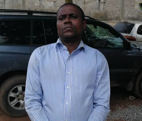 Photo of Lawyer who organised a fake miracle at a crusade in Ogun state, arrested for N250m fraud
