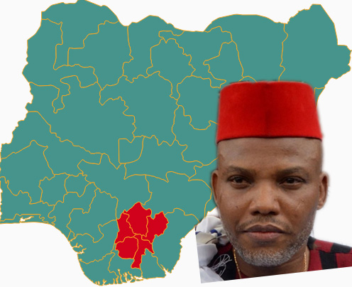 Igbo are the reason Nigeria survived till date – Nnamdi Kanu