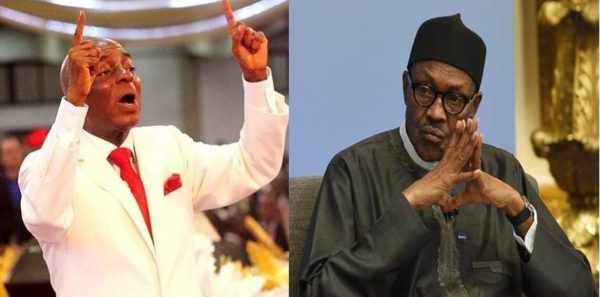 Photo of Bishop Oyedepo tells Buhari to resign and get out of office