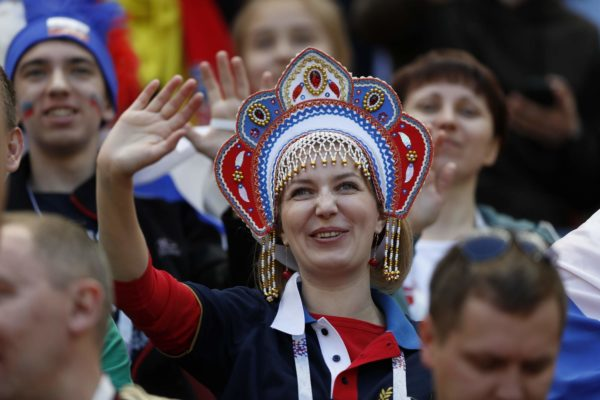 Russian women under fire over romance with fans at the World Cup