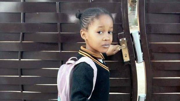 Photo of Body of kidnapped 6-year-old girl found in shallow stream in South Africa; she was raped and murdered
