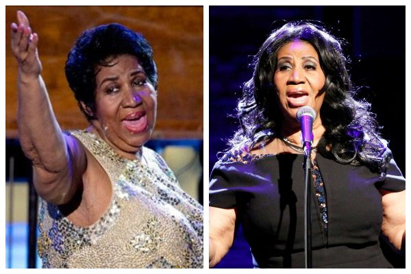 Photo of Aretha Franklin dies of cancer aged 76
