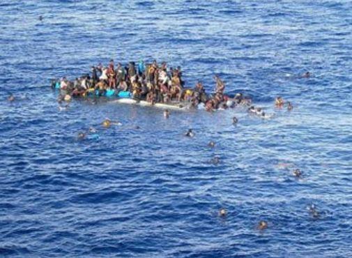 Nine people including seven kids die as migrant boat sinks off the coast of Turkey