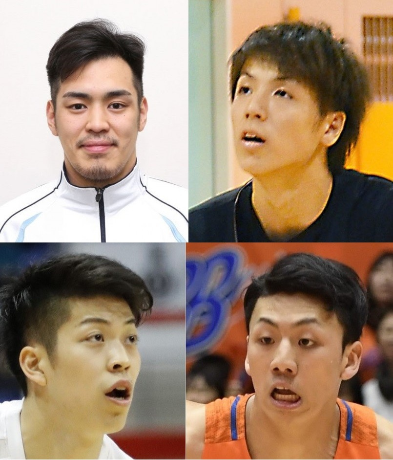 Japan expels four basketball players 1