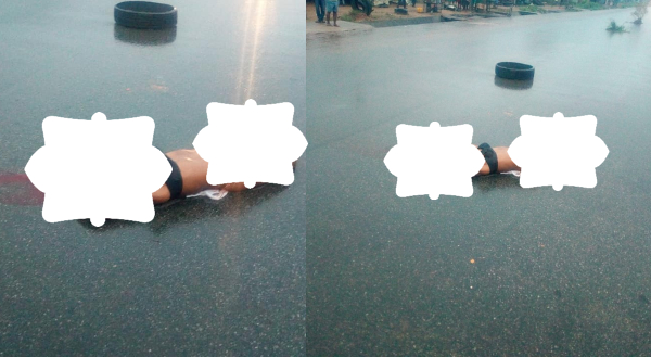 Photo of Lady's head and breast removed after being murdered in Owerri (graphic photos)