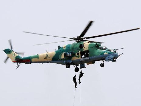 Nigerian Air Force kills 30 Boko Haram fighters