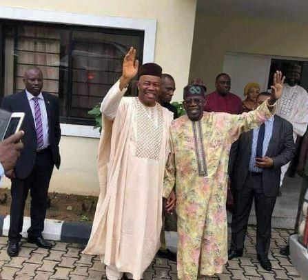 Photo of APC starts following Senator Goodswill Akpabio on Twitter ahead of his defection