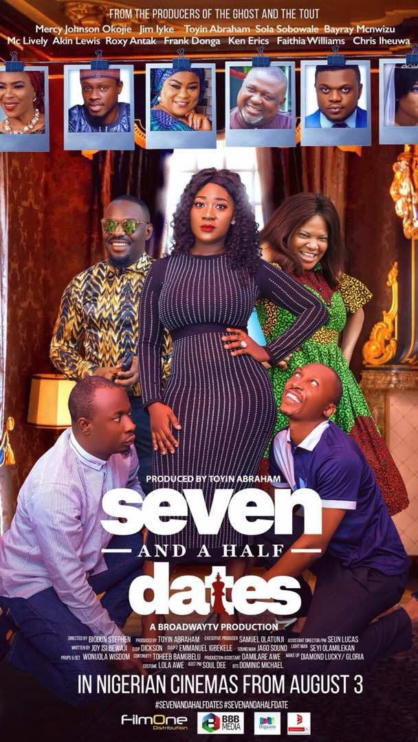 Photo of MOVIE: Seven and a Half Dates movie becomes No 1 in Nigeria