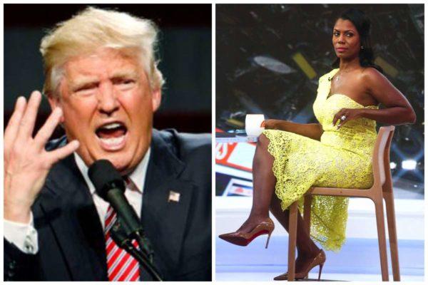 Donald Trump lashes out again at 'Wacky and Deranged' Omarosa