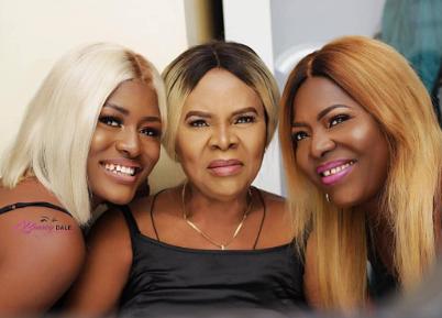 Photo of Three generations of beauty! Lovely photos of BBNaija's Alex, her mum and grandmum