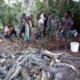 Flooding in Bayelsa communities