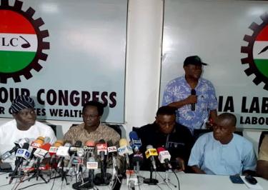 NLC suspends its warning strike
