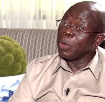 Adams Oshiomhole exposes Buhari