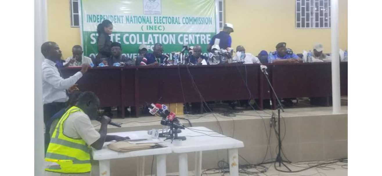 Live Updates: Osun Governorship Results