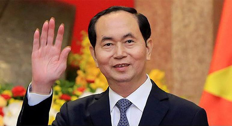 Vietnamese President, Tran Dai Quang, dies