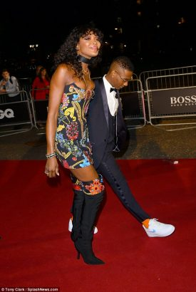 Wizkid and Naomi Campbell spotted at GQ Men Of The Year Awards, Wizkid and Naomi Campbell spotted at GQ Men Of The Year Awards, Premium News24