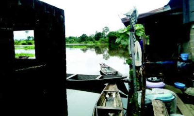 Flood victims groan, beg for assistance in Bayelsa