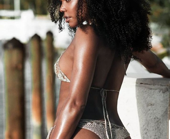 Gabrielle Union celebrates 46th birthday with a seductive photo