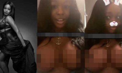 Azealia Banks breasts implant