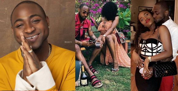 Davido blasts report that alleges his relationship with Chioma is over