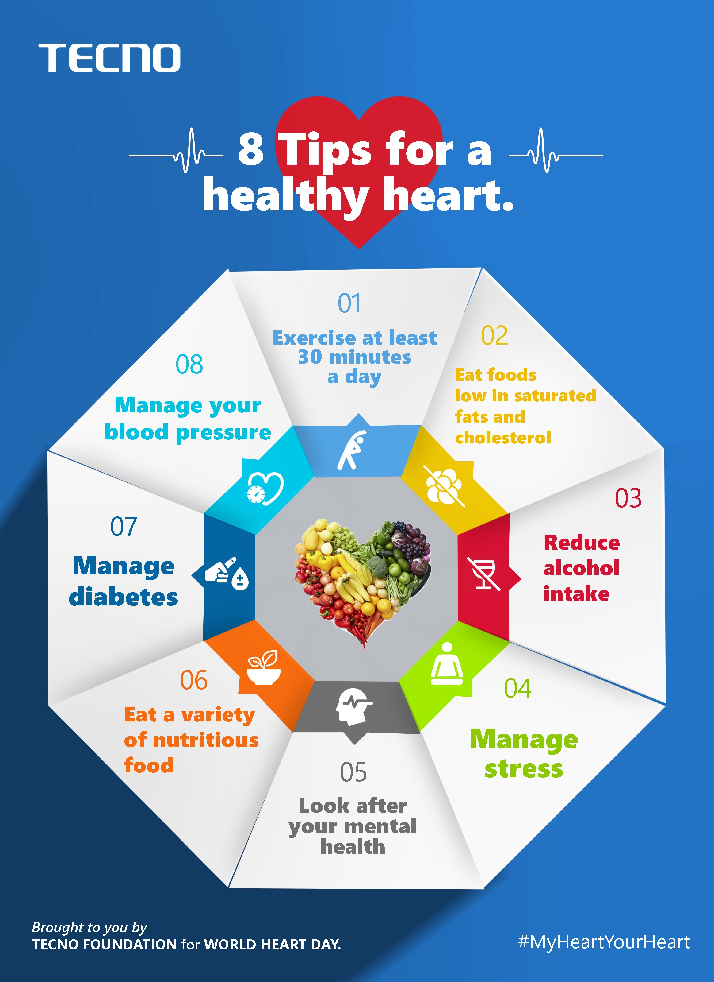 Photo of Eight life changing tips on how to take care of your heart right now