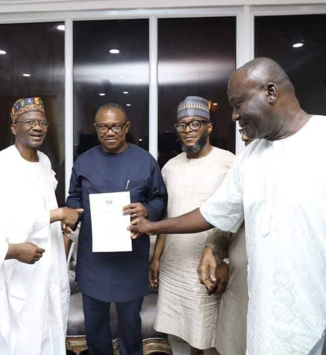 Atiku picks Peter Obi as his presidential running mate