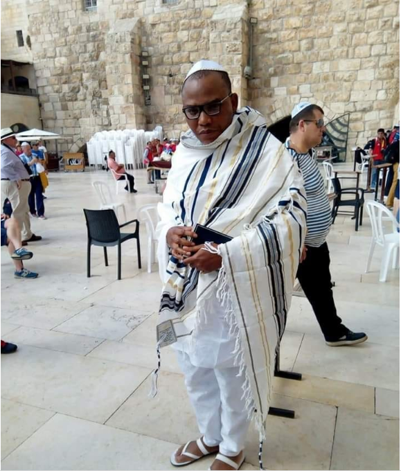 Nnamdi Kanu's 3rd Nov 2018 Special broadcast from Israel
