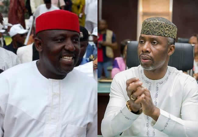 Rochas Okorocha wins Imo West senatorial ticket