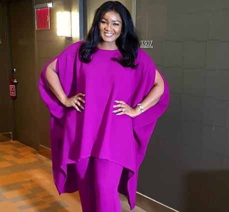 Photo of Omotola Jalade thanks Fans as she hits 3 million on Instagram