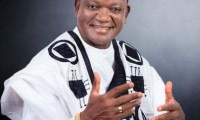 Samuel Ortom emerge as the 2019 governorship candidate of PDP for Benue State